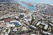 Aerial Stock Photo of Newport Beach