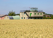 Parham Airfield Museum is situated on an old World War Two United States Air Force Station, Suffolk, England, UK