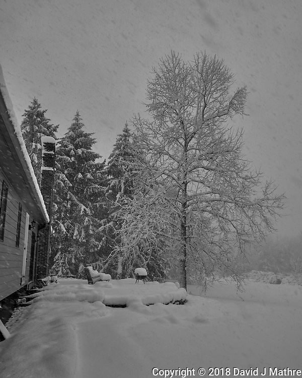 Late Winter Nor'easter. Image taken with a Leica CL camera and 18 mm f/2.8 lens (ISO 100, 18 mm, f/3.2, 1/200 sec).