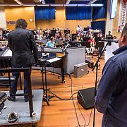NLD/Hilversum/20130930 - Repetitie Metropole Orkest voor concert, met Frans Duijts