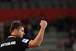 19.01.2018, Varazdin Arena, Varazdin, CRO, EHF EM, Herren, Deutschland vs Tschechien, Hauptrunde, Gruppe 2, im Bild Coach Christian Prokop. // during the main round, group 2 match of the EHF men's Handball European Championship between Germany and Czech Republic at the Varazdin Arena in Varazdin, Croatia on 2018/01/19. EXPA Pictures © 2018, PhotoCredit: EXPA/ Pixsell/ Vjeran Zganec Rogulja<br /> <br /> *****ATTENTION - for AUT, SLO, SUI, SWE, ITA, FRA only*****
