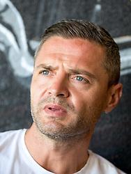 Portrait of football referee Damir Skomina, on July 13, 2017 in Lepa Zoga, Ljubljana, Slovenia. Photo by Matic Klansek Velej / Sportida