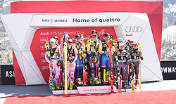 17.03.2017, Aspen, USA, FIS Weltcup Ski Alpin, Finale 2017, Teamevent, im Bild Teamevent GER;SWE;ITA // Teamevent GER SWE ITA during Teamevent of 2017 FIS ski alpine world cup finals. Aspen, United Staates on 2017/03/17. EXPA Pictures © 2017, PhotoCredit: EXPA