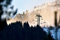 Behind the scenes, Banked Slalom at the WPSB_2019 Para Snowboard World Cup, La Molina, Spain
