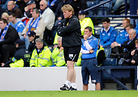 Football - Scottish Cup Semi-Final - Motherwell vs. St. Johnstone.<br /> Stuart McCall (Motherwell manager) at Hampden Park