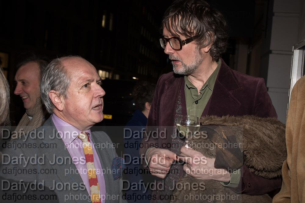 ADRIAN DANNATT, JARVIS COCKER, Them, Redfern Gallery PV. Cork St. London. 22 January 2020