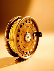 Fly fishing equipment Reel