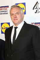 Greg Davies, British Comedy Awards, Fountain Studios, London UK, 16 December 2014, Photo by Richard Goldschmidt