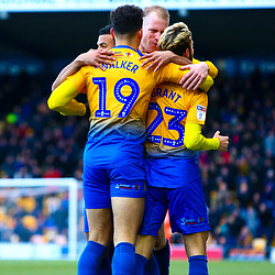 Mansfield Town v Macclesfield Town