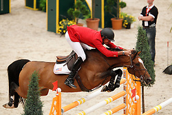 Jayne Charlie (USA) - Athena<br /> Rolex FEI World Cup Final Jumping 2011<br /> © Hippo Foto - Leanjo de Koster