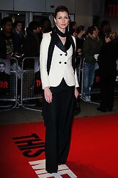 Bridget Moynahan at the This Means War premiere in London on Monday, 30th January 2012. Photo by: i-Images