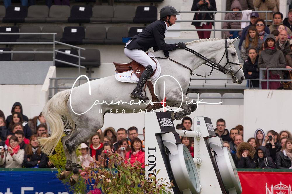 Schuttert Hendrik Jan (NED) - Cerona Z<br /> Grand Prix Longines de la Ville de La Baule<br /> CSIO La Baule 2013<br /> © Dirk Caremans