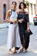 NY Fashion Week S/S 2015