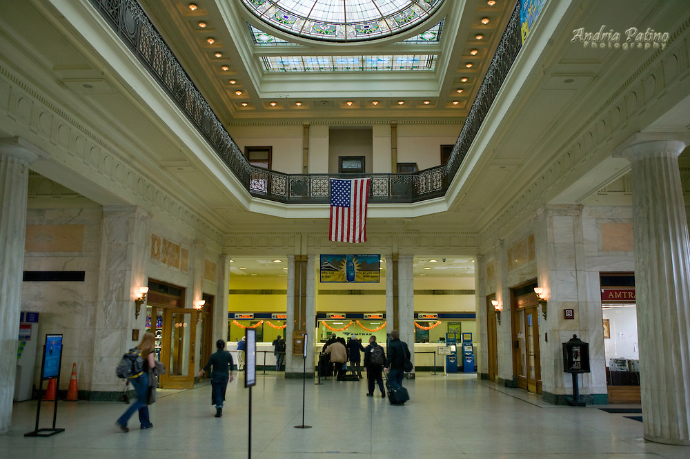 Baltimore Penn Station
