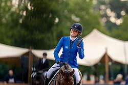 De Jong Sanne, NED, Joshuay MBF<br /> KWPN Paardendagen - Ermelo 2019<br /> © Hippo Foto - Dirk Caremans<br /> De Jong Sanne, NED, Joshuay MBF