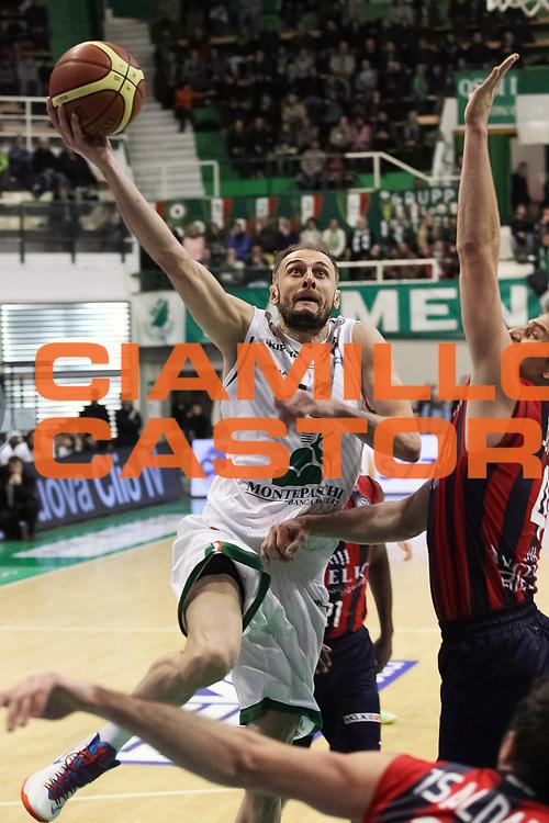 DESCRIZIONE : Siena Lega A 2012-13 Menssana Siena Angelico Biella<br /> GIOCATORE : Viktor Sanikidze <br /> CATEGORIA : penetrazione tiro<br /> SQUADRA : Menssana Siena<br /> EVENTO : Campionato Lega A 2012-2013 <br /> GARA : Menssana Siena Angelico Biella<br /> DATA : 24/02/2013<br /> SPORT : Pallacanestro <br /> AUTORE : Agenzia Ciamillo-Castoria/N. Dalla Mura<br /> Galleria : Lega Basket A 2012-2013<br /> Fotonotizia : Siena Lega A 2012-13 Menssana Siena Angelico Biella