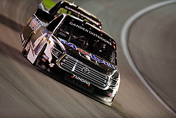 March 1, 2019 - Las Vegas, Nevada, U.S. - LAS VEGAS, NV - MARCH 01: Todd Gilliland (4) Kyle Busch Motorsports (KBM) Toyota Tundra racing during the Gander Outdoors Truck Series Strat 200 race on March 1, 2019, at Las Vegas Motor Speedway in Las Vegas, NV. (Photo by David Allio/Icon Sportswire) (Credit Image: © David Allio/Icon SMI via ZUMA Press)