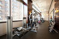 Gym at 808 Columbus Avenue