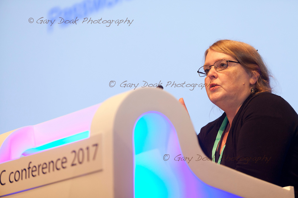 Alex Freeman<br /> BMA LMC's Conference<br /> EICC, Edinburgh<br /> <br /> 18th May 2017<br /> <br /> Picture by Gary Doak