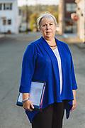 Dr. Susan Skinner in Au Sable Forks, NY.<br /> <br /> CREDIT: Oliver Parini
