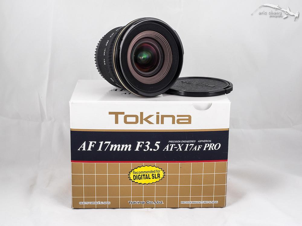 Tokina 17mm f/3.5 AT-X 17AF PRO Aspherical