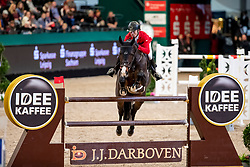 Schwizer Pius, SUI, Cina Donna AWR<br /> Leipzig - Partner Pferd 2019<br /> © Hippo Foto - Stefan Lafrentz