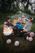 The Mad Hatters Tea Party at 'Maddies, for Maitland Tourism, 2010