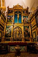 Capilla de Santa Maria Magdalena and Asuncion de Nuestra Senora (chapel), Mezquita (Mosque-Cathedral of Cordoba), Cordoba, Cordoba Province, Andalusia, Spain.