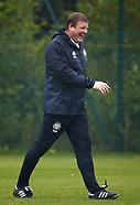 RSC Anderlecht Training - 05 Oct 2017