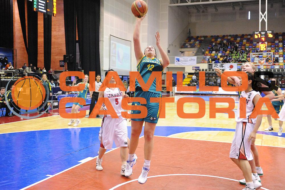 DESCRIZIONE : Chile Cile U19 Women World Championship 2011 Japan Australia Giappone<br /> GIOCATORE : Nedeen Payne<br /> SQUADRA : Australia<br /> EVENTO : Chile Cile U19 Women World Championship 2011 <br /> GARA : Japan Australia Giappone<br /> DATA : 29/07/2011<br /> CATEGORIA : tiro penetrazione<br /> SPORT : Pallacanestro <br /> AUTORE : Agenzia Ciamillo-Castoria/C.De Massis<br /> Galleria : Fiba U19 World Championship Women Chile 2011<br /> Fotonotizia : Chile Cile U19 Women World Championship 2011 Japan Australia Giappone<br /> Predefinita :