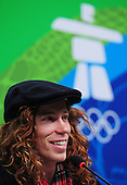 Snowboard Halfpipe - Press Conference
