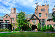 Stan Hywet Hall in Akron, Ohio.
