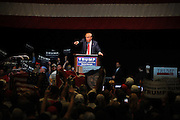 """LAURA FONG - CENTER FOR COLLABORATIVE JOURNALISM - """"I'm going to tell CNN that I won't do the next debate unless they pay me $5 Million dollars that I will donate to wounded warriors and veterans"""" said Trump at Monday night's rally in Macon."""
