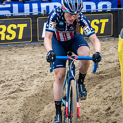 2018-11-24: Cycling: CX Worldcup: Koksijde
