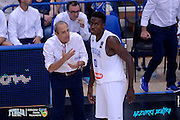DESCRIZIONE: Trento Trentino Basket Cup - Italia Repubblica Ceca<br /> GIOCATORE: Ettore Messina Awudu Abass<br /> CATEGORIA: Nazionale Maschile Senior<br /> GARA: Trento Trentino Basket Cup - Italia Repubblica Ceca<br /> DATA: 17/06/2016<br /> AUTORE: Agenzia Ciamillo-Castoria