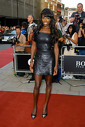 GQ Men of the Year Awards 2013. <br /> Lorraine Pascale during the GQ Men of the Year Awards, the Royal Opera House, London, United Kingdom. Tuesday, 3rd September 2013. Picture by Chris  Joseph / i-Images