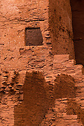 Image of ruin detail at Canyon de Chelly National Monument, Arizona, American Southwest