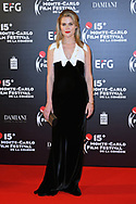 03.03.2018; Monte Carlo, Monaco: RACHEL TAYLOR<br />