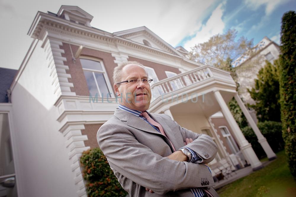 Jaap-Jan Brouwer in Den Haag, Netherlands op 17 September, 2009.  (Photo by Michel de Groot)