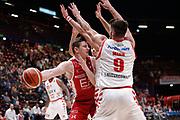 Gudaitis Arturas<br /> EA7 Olimpia Milano - The Flexx Pistoia<br /> Legabasket Serie A 2017/18<br /> Milano, 06/05/2018<br /> Foto MarcoBrondi / Ciamillo-Castoria