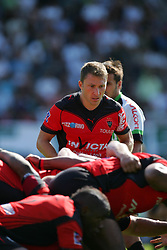 Toulon's Pierre Mignoni during the French Top 14 Rugby Match, Montauban vs Toulon on Sunday to cap a memorable week for the south-western club at the Sapiac stadium in Montauban, France on September 6, 2009