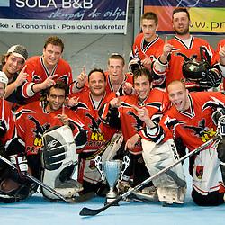 20100612: SLO, Inline hockey Masters 2010, Citypark Strele vs. DPH Kavke Kranj