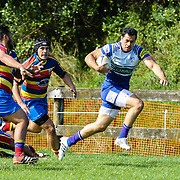 Premier reserve division rugby union game played between Northern United  (Norths) v Tawa  at  Lyndhurst Park, Tawa  New Zealand, on 15 April 2017.  Game won 24-18 by Tawa.