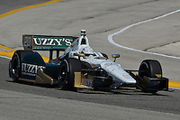 Ed Carpenter, Milwaukee IndyFest, Milwaukee Mile, West Allis, WI USA 06/15/13