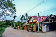 Thong nai pan yai village in Koh phangan, Thailand