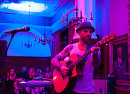 The Parlotones at the Cape Town Club, Tuesday 30 September 2014
