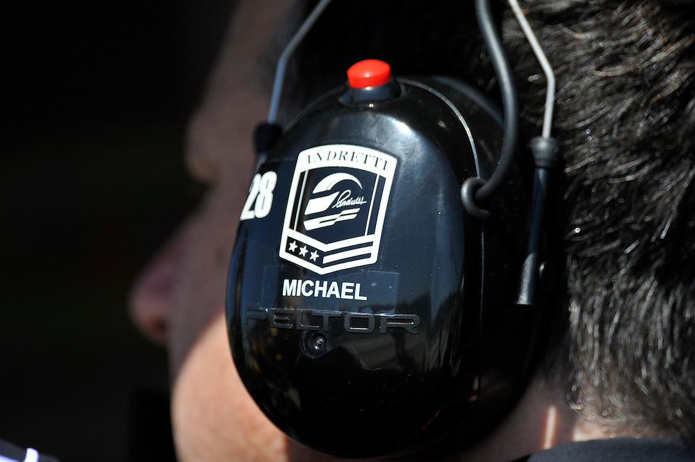 25-27 April, 2014, Birmingham, Alabama USA<br /> Michael Andretti<br /> &copy;2014 Scott R LePage <br /> LAT Photo USA