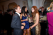 DAVID CLARK; GEORGINA CHAPMAN; PRINCESS BEATRICE, Georgina Chapman and Stephen Webster celebrate her guest designer collection for Garrard. Albermarle St. London. 4 November 2009