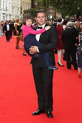 Allen Leech, BAFTA Celebrates Downton Abbey, Richmond Theatre, London UK, 11 August 2015, Photo by Richard Goldschmidt /LNP © London News Pictures.