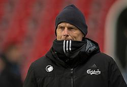 Cheftræner Ståle Solbakken (FC København) under kampen i 3F Superligaen mellem FC København og OB den 16. december 2019 i Telia Parken, København (Foto: Claus Birch).